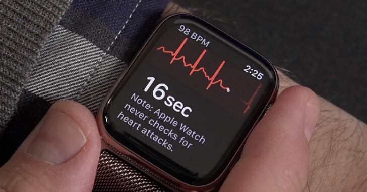 图片[1]-Apple Watch ECG心电图功能宣布在台开放,12/15随iOS 14.3、watchOS 7.2更新推出-思安阁